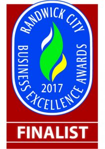Local Business Award 2017 Finalist