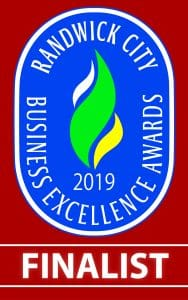 Local Business Award 2019 Finalist
